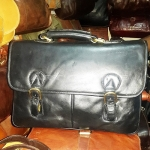 Laptop Leather Bag ..